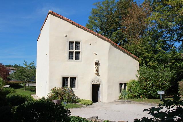 maison natale de jeanne d arc flickr photo
