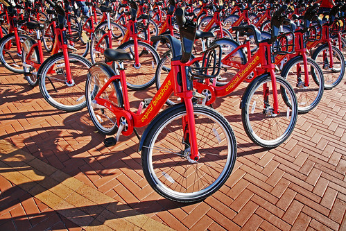 Capital Bikeshare Launch Event