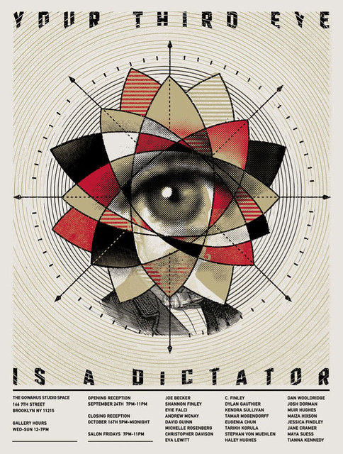 Your Third Eye Is A Dictator