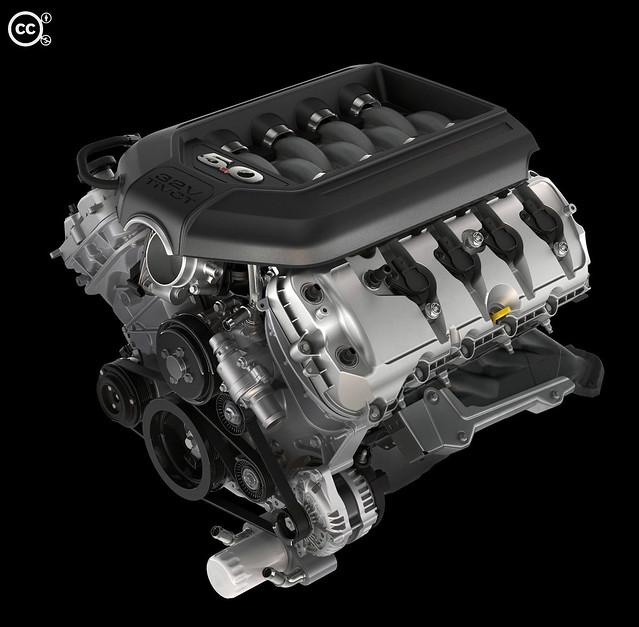 2011 ford f 150 5l v8 engine flickr photo sharing for Motor ford f150 v8