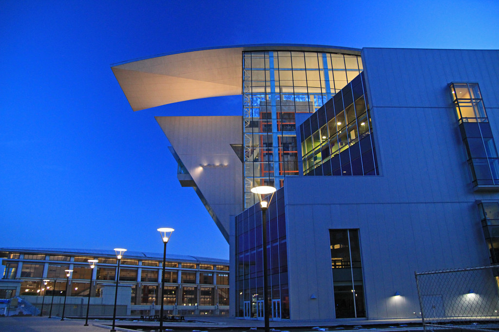 Connecticut Science Center.