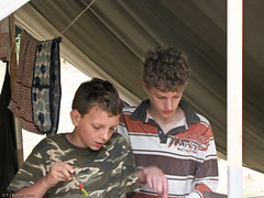 1st Finchampstead - Scout Summer Camp 2010
