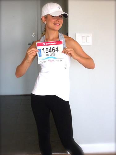 ready for my first 5k marathon