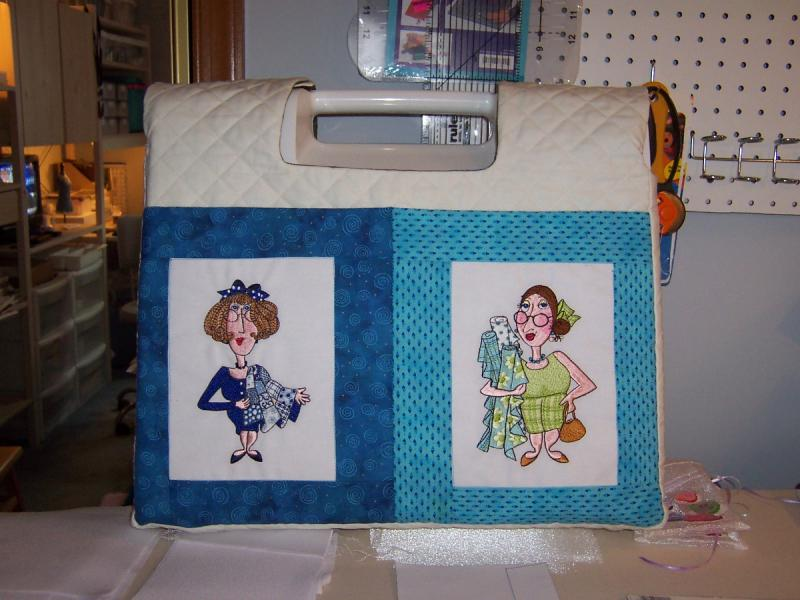 Embroidery Arm Carrying Case Cover