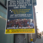 Join With The ICTU Protest