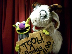 The Billy Goats Gruff are Coming!