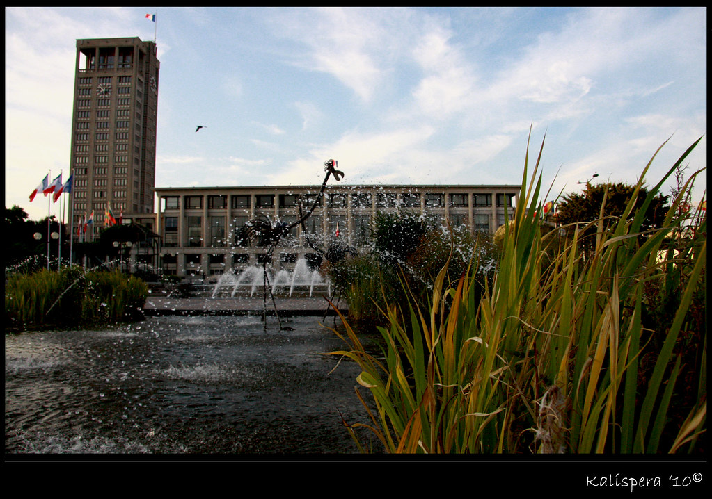 HOTEL DE VILLE -Le Havre-