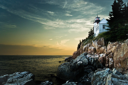 Bass Harbor Head Light House (Credit: adam.matthew.vankampen.photography on Flickr.com)