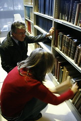 Museu Marítim. Biblioteca. A la recerca de la història.