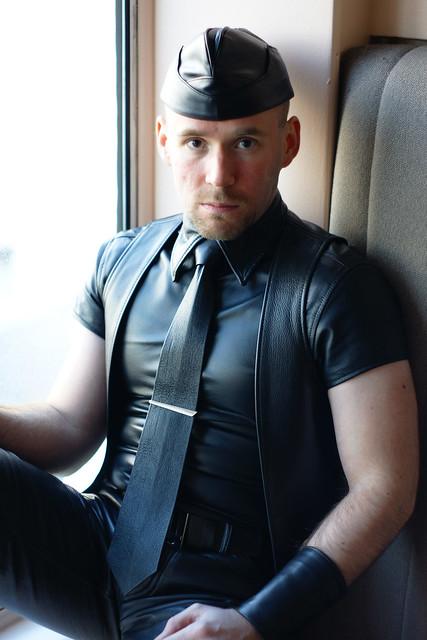 Leather Gay - Nahkahomo  Flickr - Photo Sharing-7773