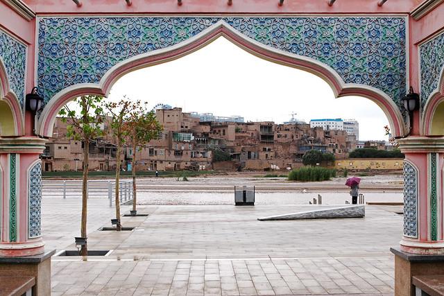 カシュガル旧市街