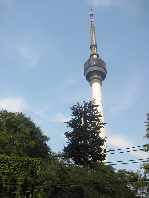 武汉龟山电视塔