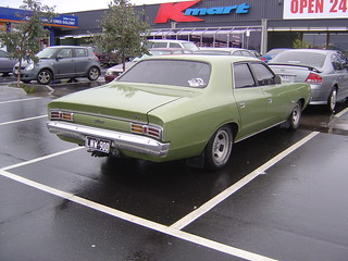1973 Chrysler Valiant VJ