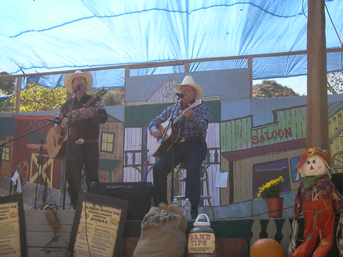 Silverado Country Fair, Silverado Community Center, Santa Ana Mountains, Orange County, Southern California