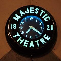 Majestic Theatre Finale at 7:30