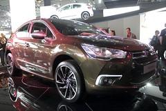chevrolet(0.0), sedan(0.0), automobile(1.0), automotive exterior(1.0), citroã«n(1.0), sport utility vehicle(1.0), vehicle(1.0), automotive design(1.0), citroã«n c4(1.0), auto show(1.0), mid-size car(1.0), subcompact car(1.0), city car(1.0), land vehicle(1.0),