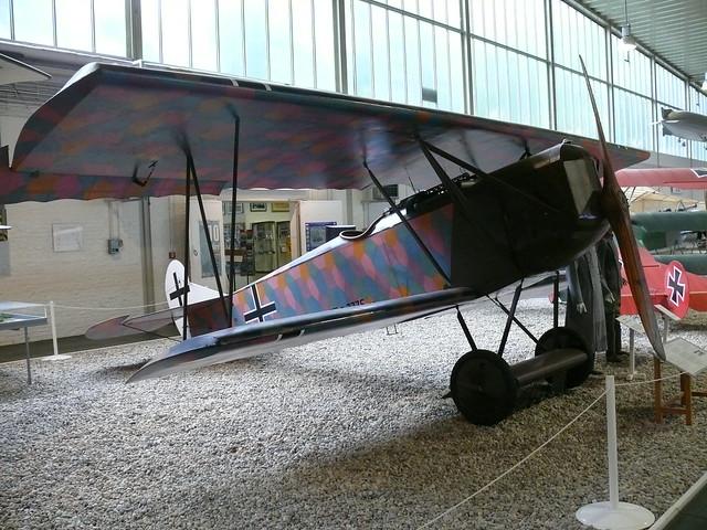 Fokker D VII (F)