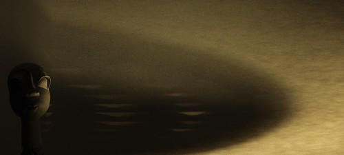 Sárkány Kata: Mű-Hely-Titok (Jelenet)