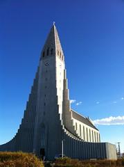 Hallgrímskirkja; Reykjavik, Iceland