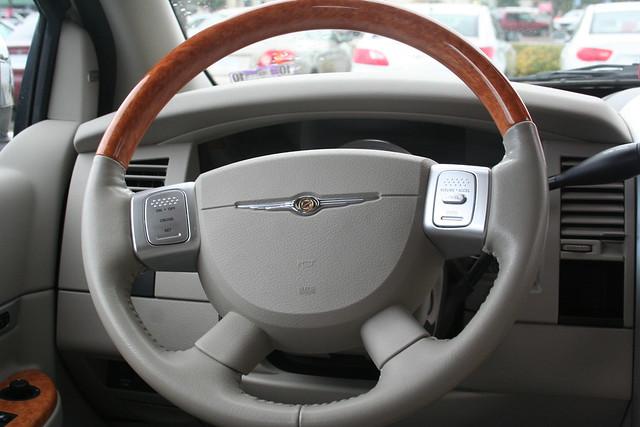 2008 Chrysler Aspen Steering Wheel Flickr Photo Sharing