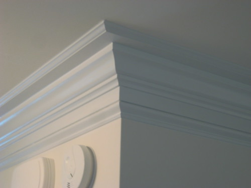 three member crown molding installation richmond virgina (4)