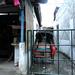 Rumah seorang penarik becak. : A pedicab driver's home. Photo by Ardian