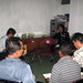Rapat LPMK. : Community organization meeting.  Photo by Rifai