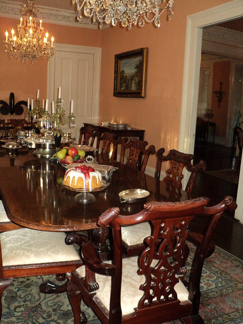 Myrtles Interior Dining Room