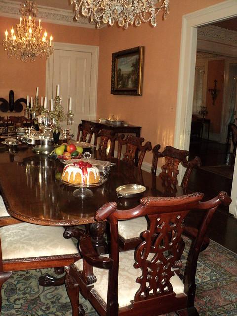 Myrtles Interior Dining Room