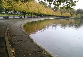 Victoria Park, London 02/10/10