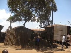 Soweto East, Kibera, Nairobi. Credit: George Kebaso/IPS