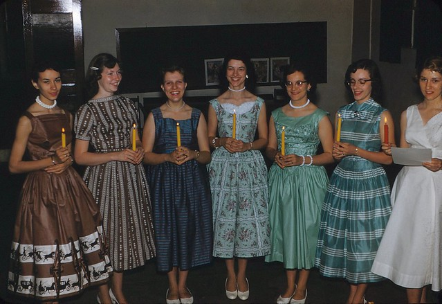 Future Teachers of America, 1957