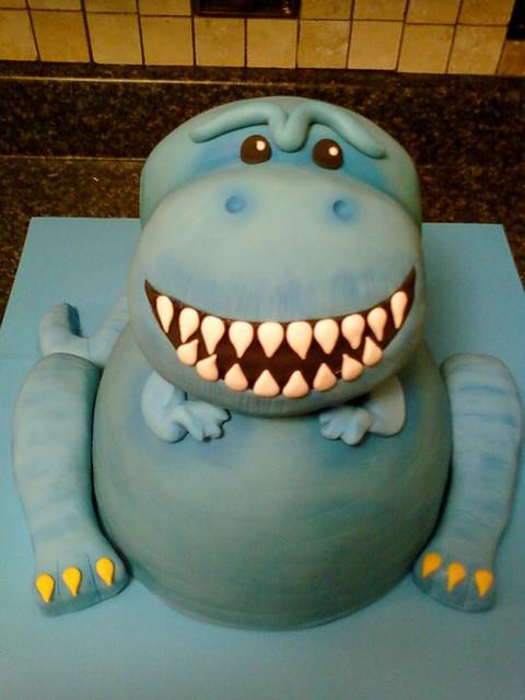 T Rex Dinosaur Cake Flickr Photo Sharing