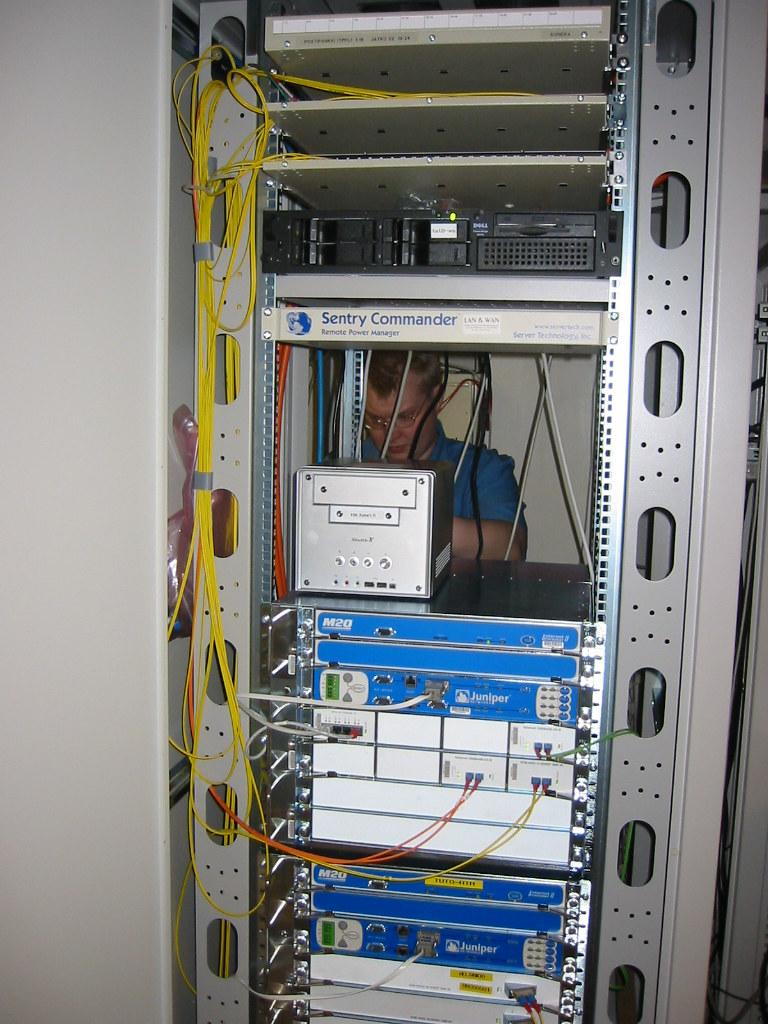 Finnish Top-Level RADIUS Server (2004-2009)