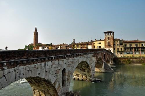 Pontes de Verona.