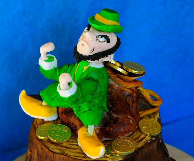 Fighting Irish Leprechaun Picture http://www.flickr.com/photos/val_1/5174821746/