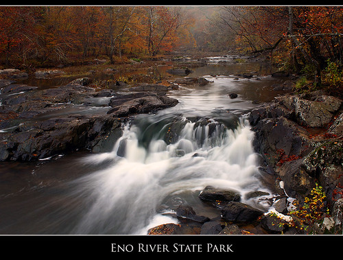 longexposure autumn fall water waterfall nc fallcolor northcarolina fallfoliage explore enoriverstatepark explored photocontestfall10