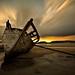 Bunbeg Shipwreck by alastair.stockman