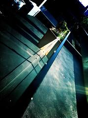 Geometric Balcony