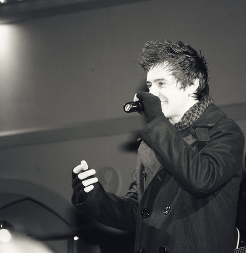 David Archuleta in Fort Wayne, Indiana