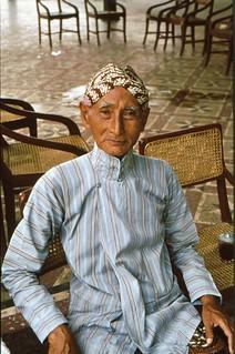 Javanese man