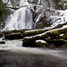 Winter at Yocum Falls