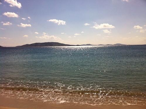 Griekse stranden