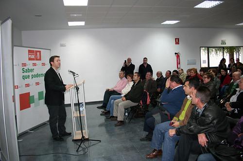 Presentación de la candidata a la Alcaldía de Moriles