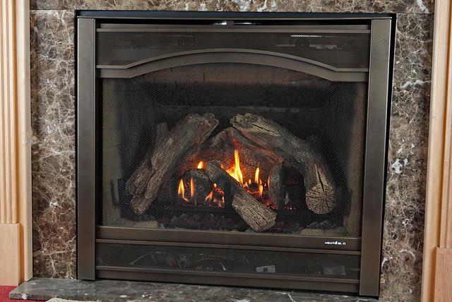 Fireplace Gas Glo Heat N Fireplaces