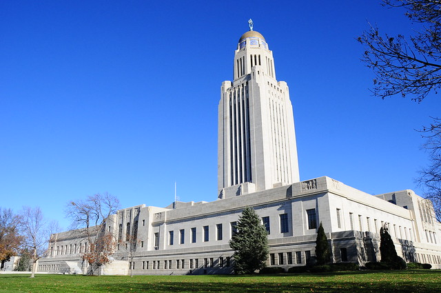 Nebraska State Capitol  Flickr  Photo Sharing