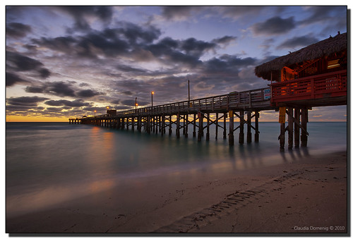 Another Pier Sunrise
