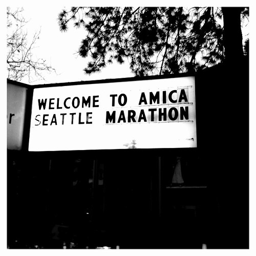 SEATTLE MARATHON 5K