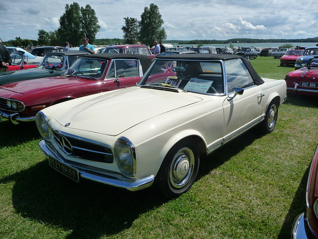 Mercedes Benz 230 SL de 1964