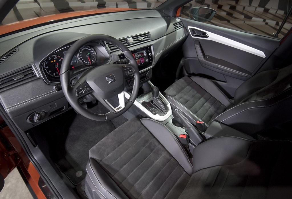 Carsdrive c rdoba el seat arona anticipa el nuevo suv de volkswagen que se har en brasil 18 - Tapiceria ibiza ...